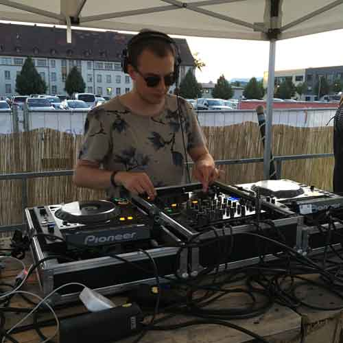Event DJ Mannheim